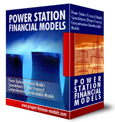 power station financial models box