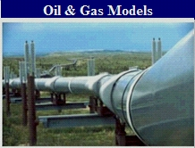 oil & gas financial models
